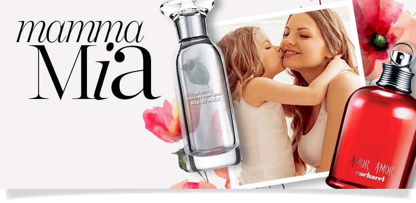 Perfume de presente para o dia das mães banner