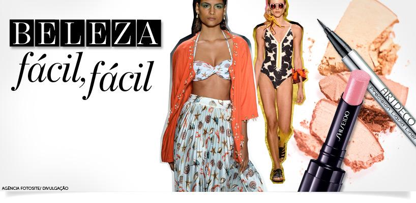 Tendências de beleza Fashion Rio Verão 2015 banner