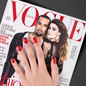 Capa Vogue