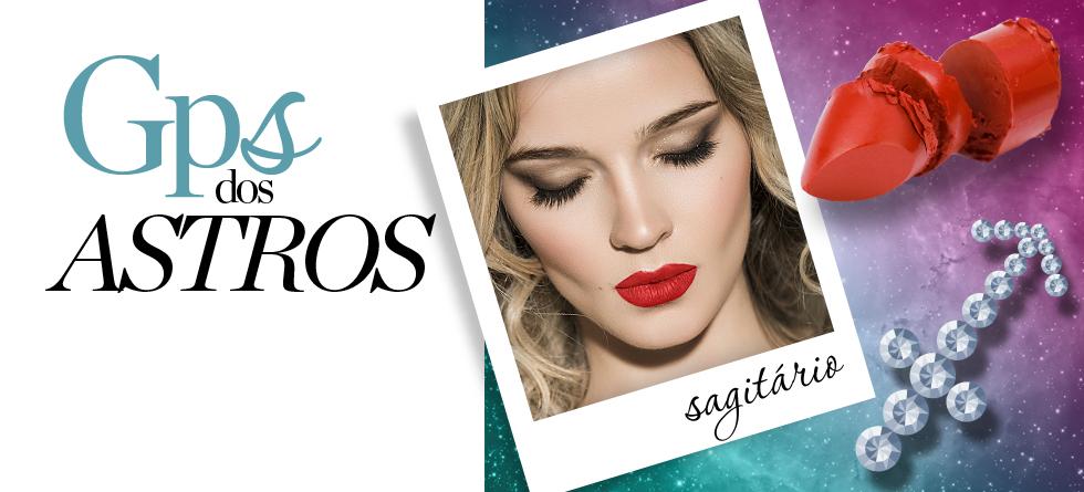 Previsão astrológica de beleza 2017 SAGITÁRIO