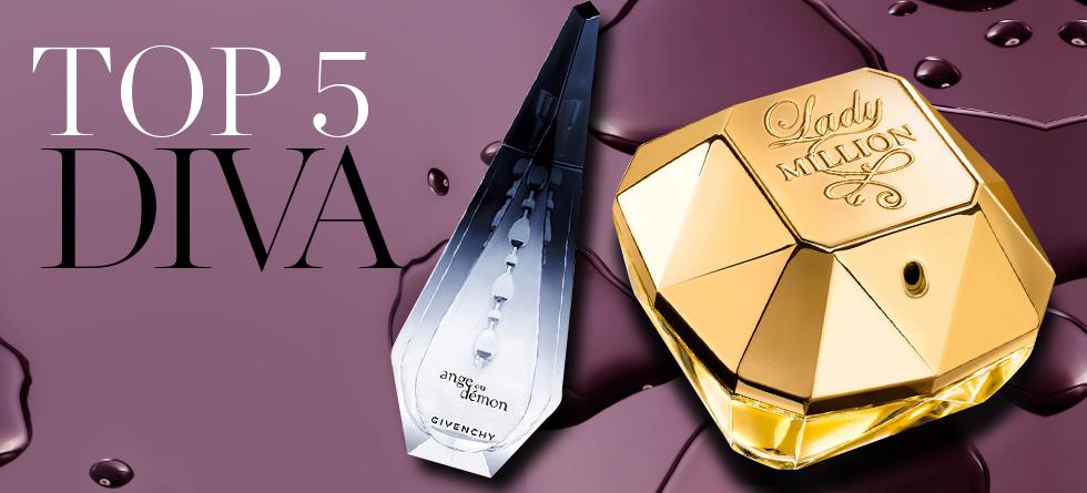 Os perfumes importados femininos mais vendidos