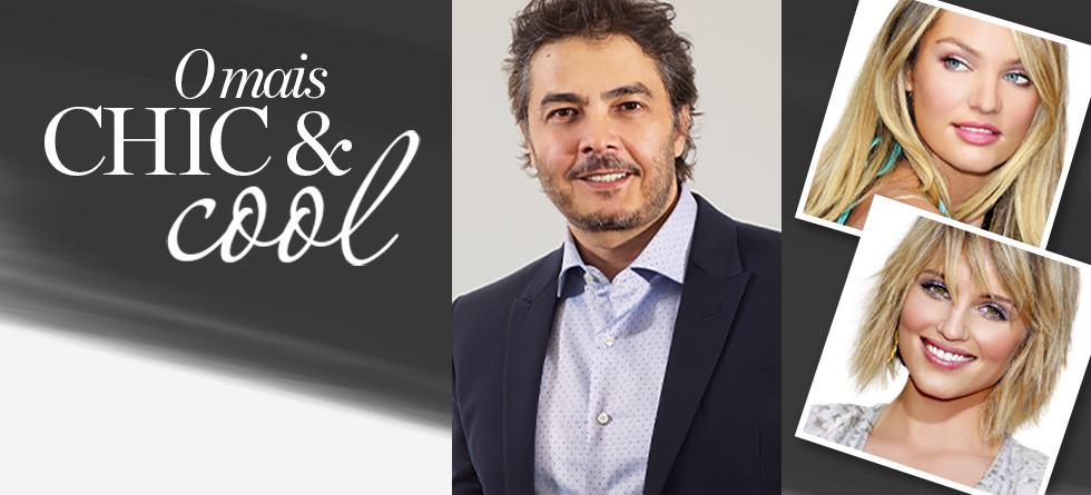 Tendências de cabelo com Julio Crepaldi