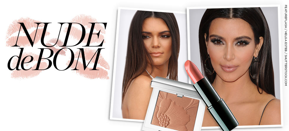 Maquiagem das Kardashian