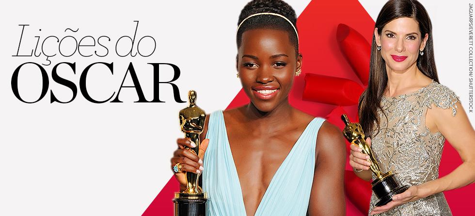 Melhores maquiagens do Oscar