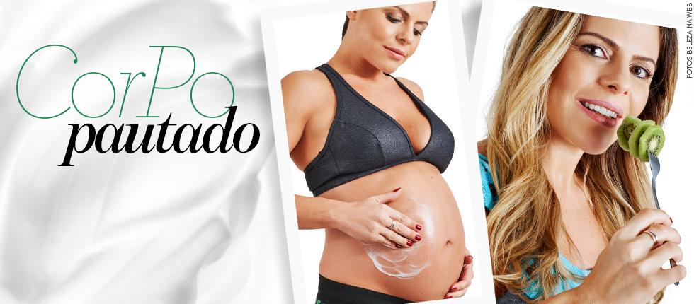Como evitar estrias de gravidez