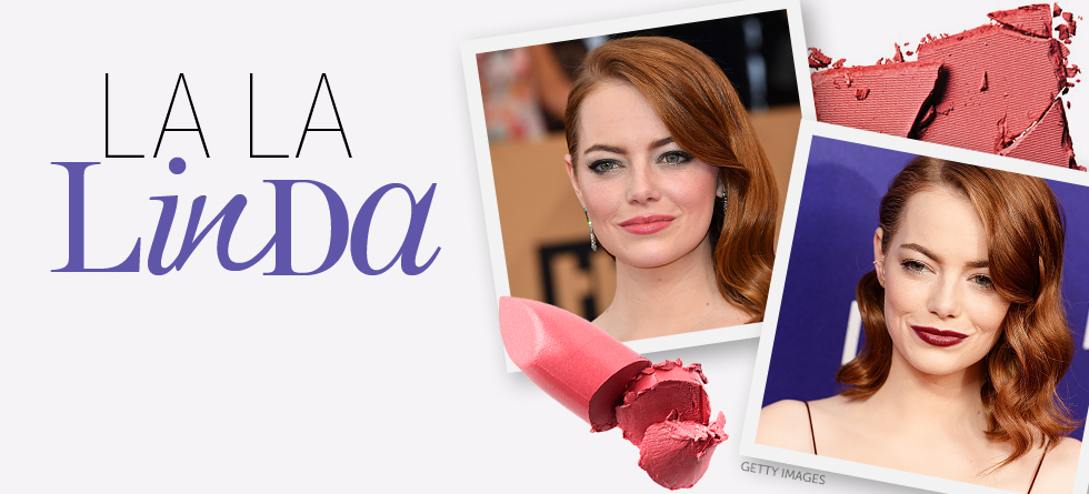 Emma Stone em 10 looks inspiradores