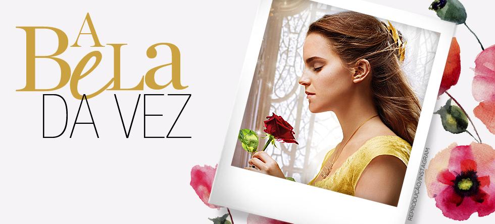 """""""A Bela e a Fera"""": looks mara da Emma"""
