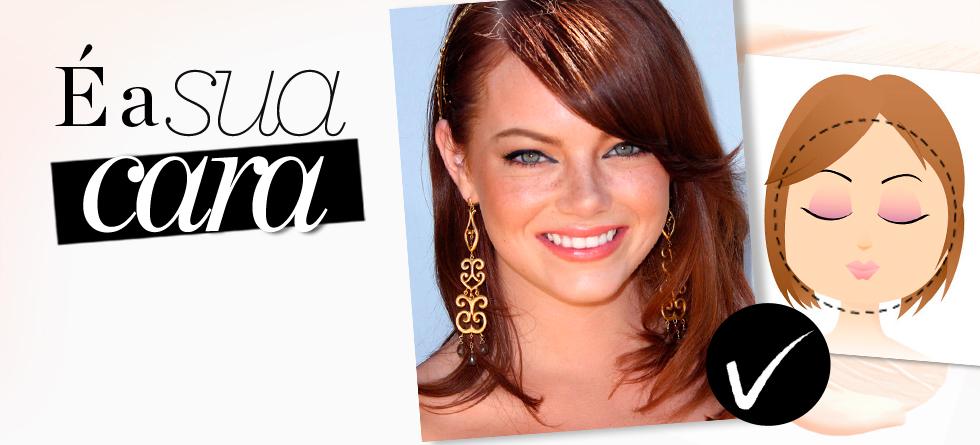 194a4e2c87c96 Corte de cabelo ideal para cada tipo de rosto – Beleza na Web