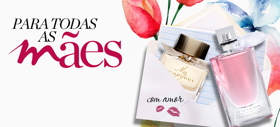 10 perfumes para o Dia das Mães
