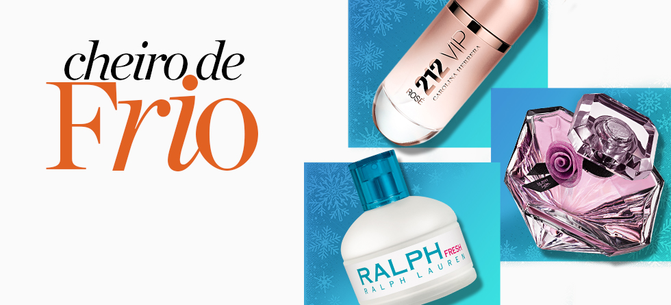 Teste: encontre seu perfume de inverno