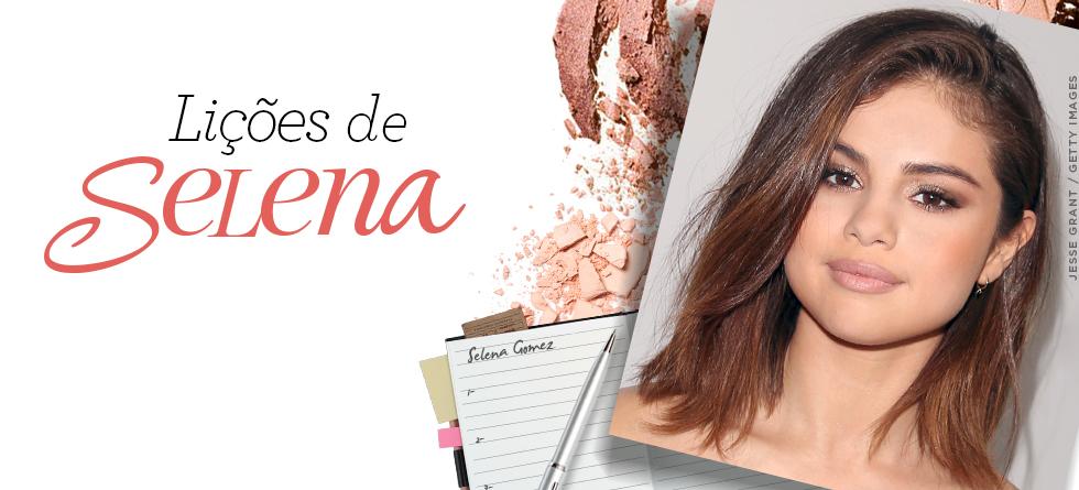 Selena Gomez: inspire-se nos truques de beleza da cantora