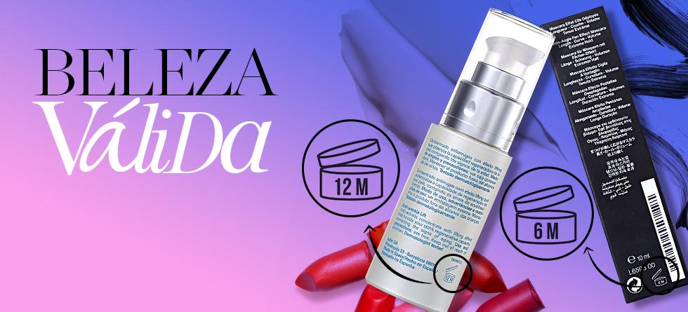 Data de validade dos cosméticos: qual é a real?