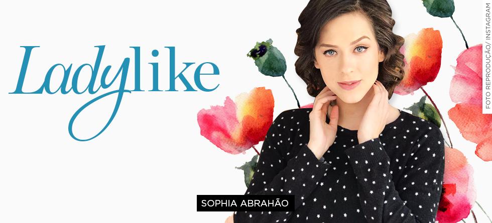 Penteado romântico com Sophia Abrahão. Inspire-se!