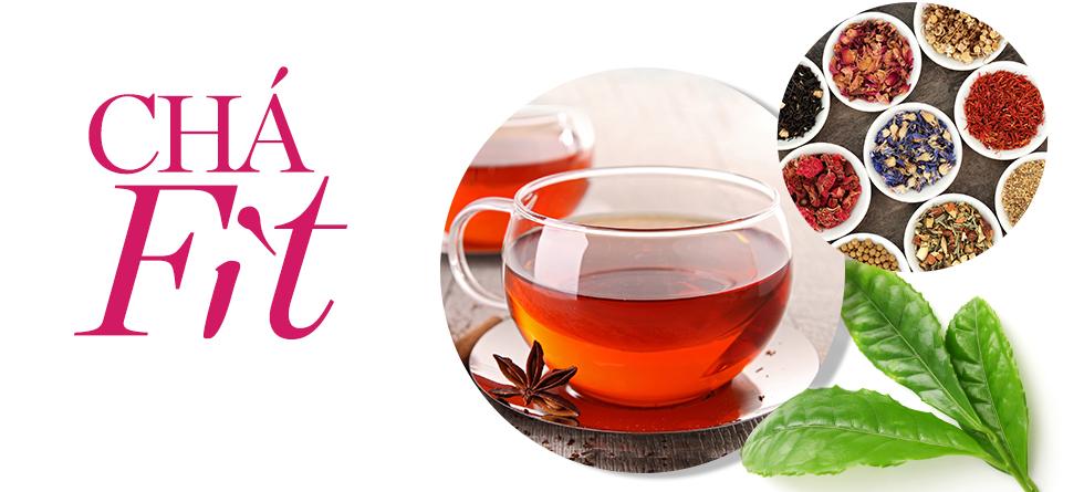 Chá emagrecedor: 3 sugestões pra você experimentar hoje!