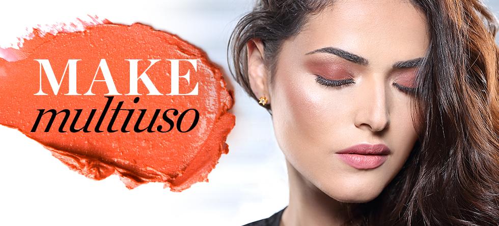 Maquiagem multiuso: outras utilidades para 6  produtos de beleza