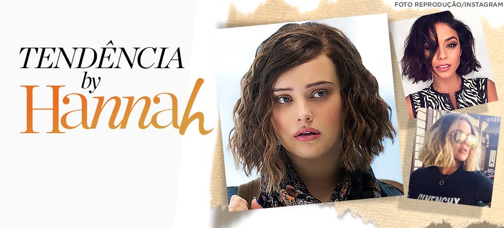 Hannah Baker: corte de cabelo da personagem vira tendência