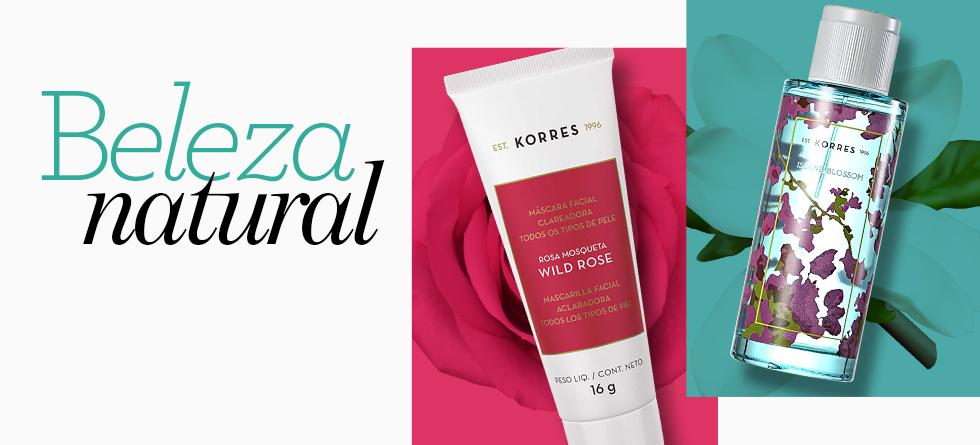 O segredo dos produtos Korres