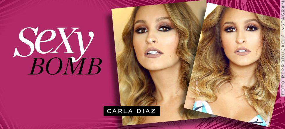Carla Diaz: copie o look dela