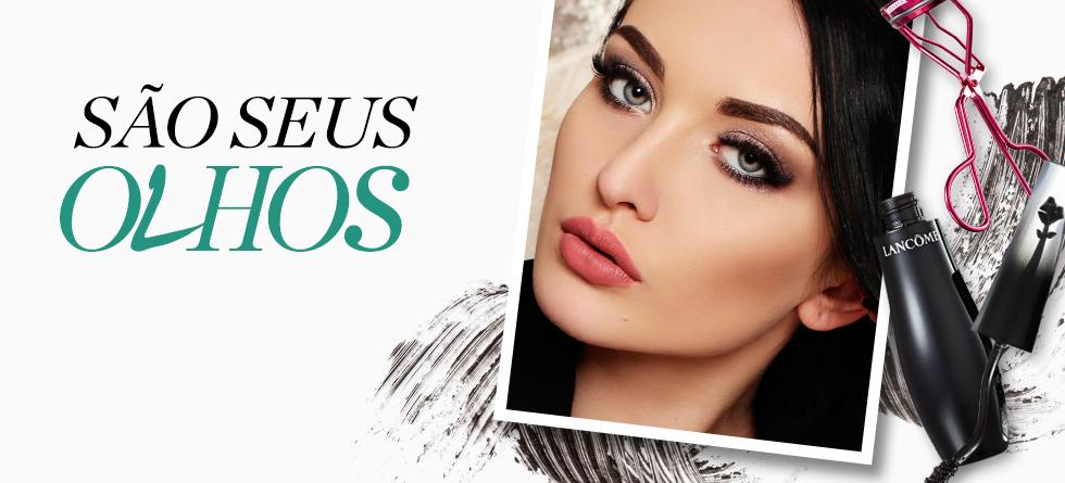 4 truques de maquiagem para ter olhos maiores