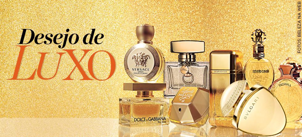Perfumes importados para festas