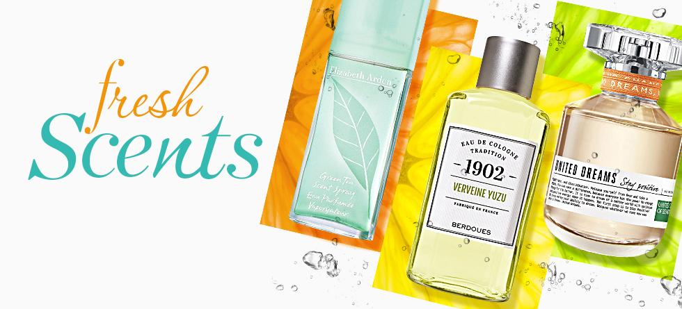 Perfumes importados cítricos para o verão