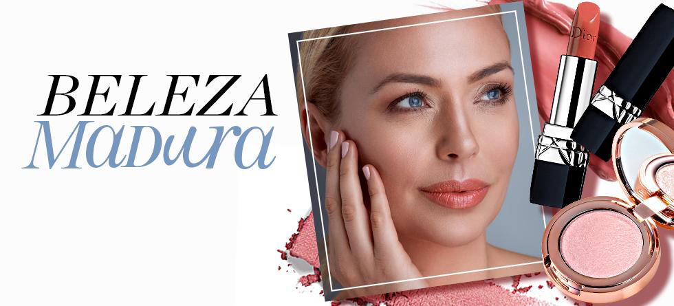 Maquiagem para a pele madura