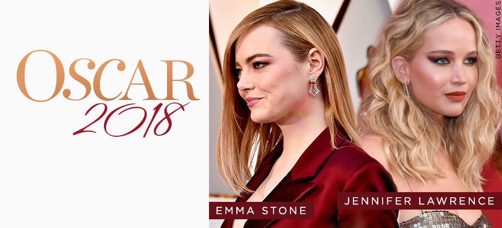 Oscar 2018: as atrizes que arrasaram no look