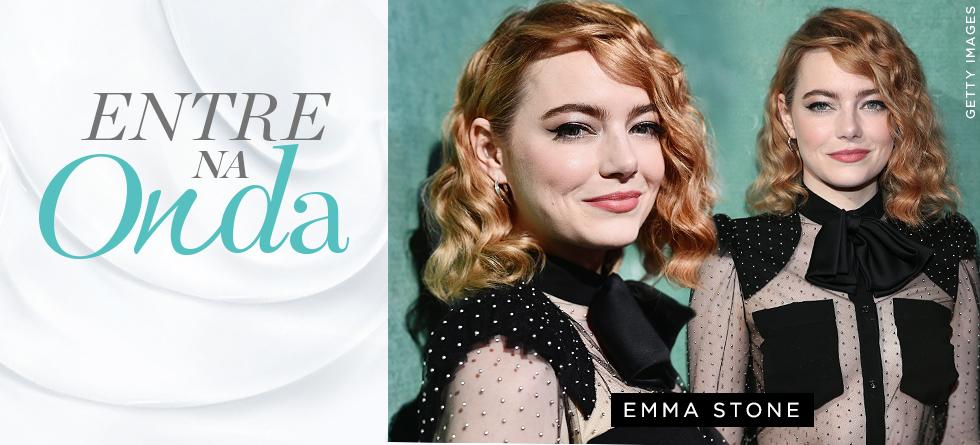 Copie o look de Emma Stone