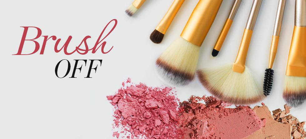 1384b1eaf99ac Por quê limpar pincel de maquiagem – Beleza na Web