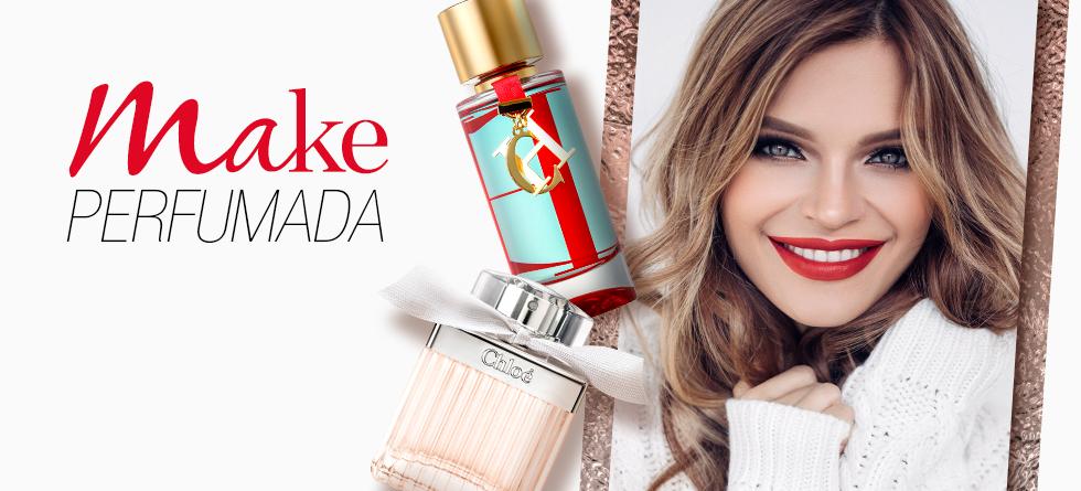 Perfumes importados que combinam com sua maquiagem
