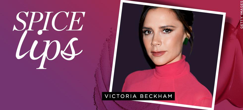 Truque de make de Victoria Beckham
