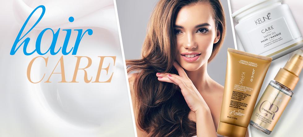 Cuidados com os cabelos em 3 passos