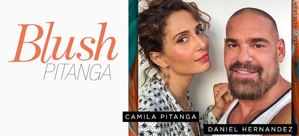 Copie o look de Camila Pitanga