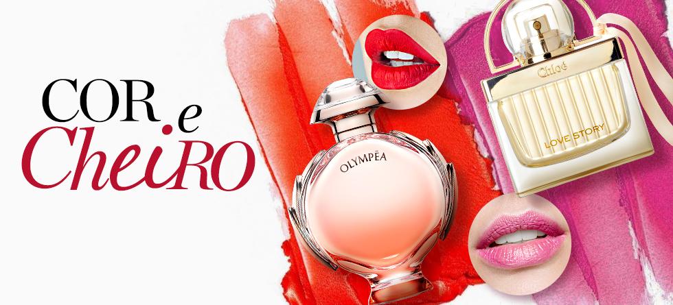 O perfume feminino ideal para o seu batom