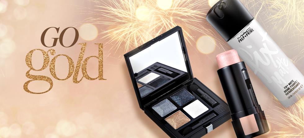 Maquiagem de fim de ano: 3 produtos essenciais