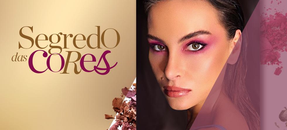 Como usar cor na maquiagem