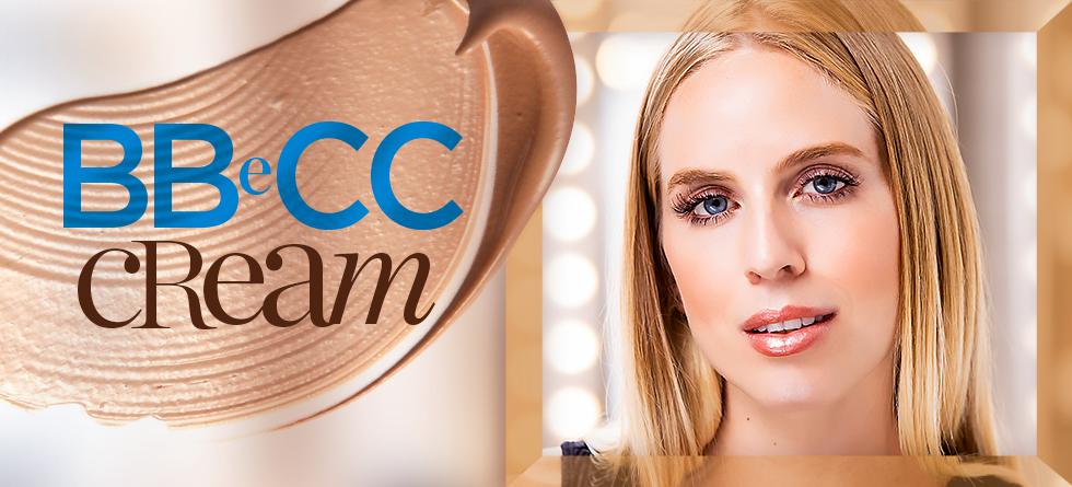 Guia de BB Cream e CC Cream