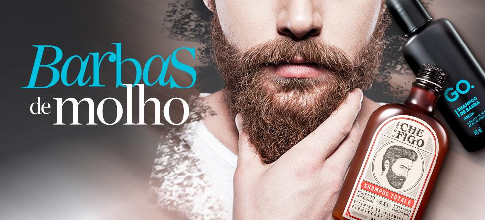 Shampoo Para Barba — Por que Utilizar?