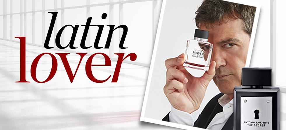 O sucesso dos perfumes Antonio Banderas