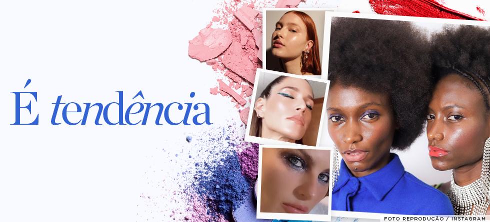 Principais tendências de maquiagem para o verão