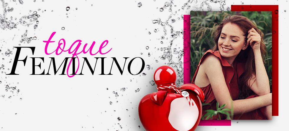 Encontre o perfume Nina Ricci ideal para você