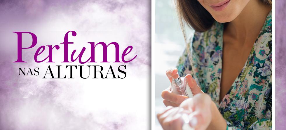 Como escolher o perfume certo para usar no avião