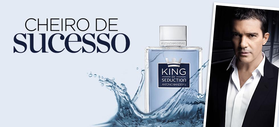 5 perfumes de Antonio Banderas que levam o Oscar da sedução