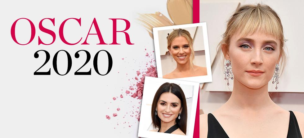 As belezas das famosas no Oscar 2020