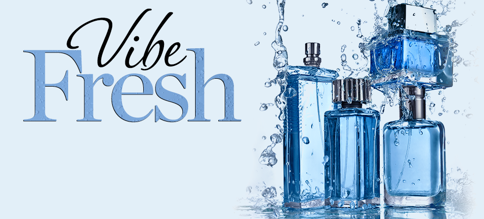 Perfumes refrescantes para o calor