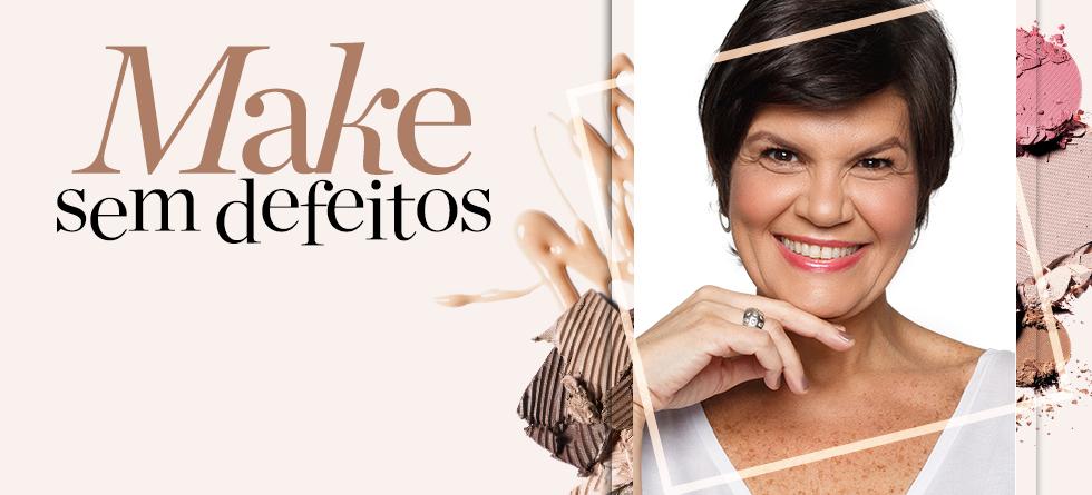 Truques de maquiagem para pele madura