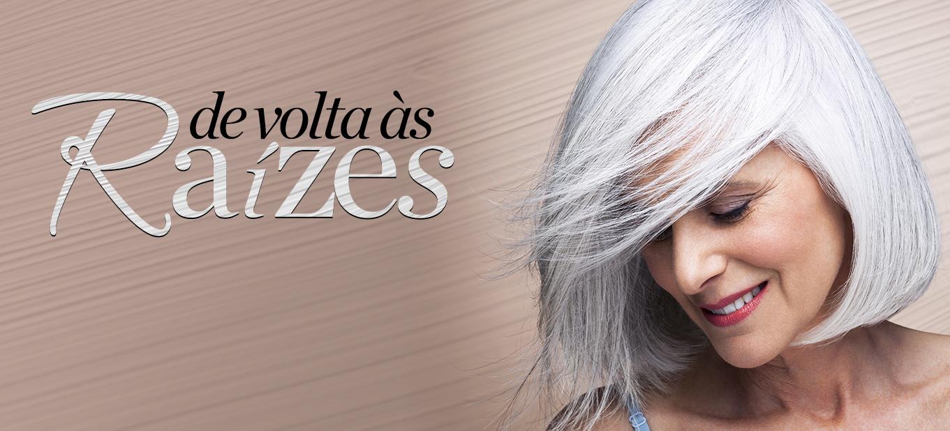 Como fazer a transição para o cabelo branco