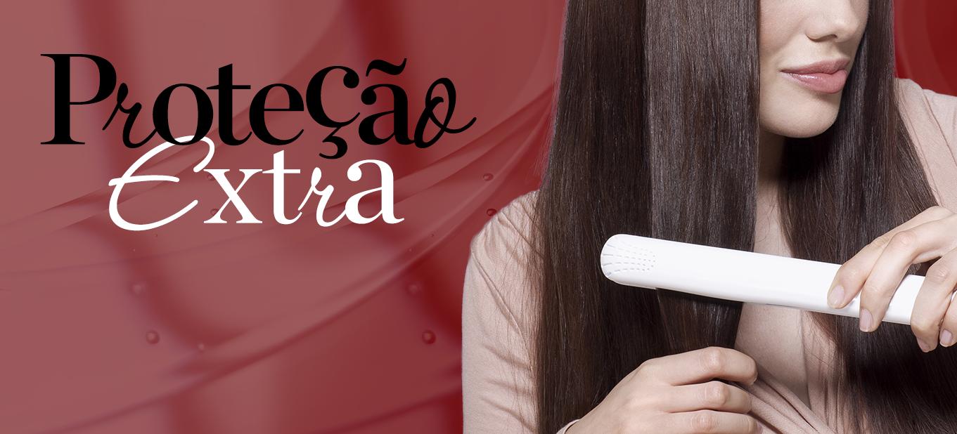 Cuidados ao usar prancha de cabelo
