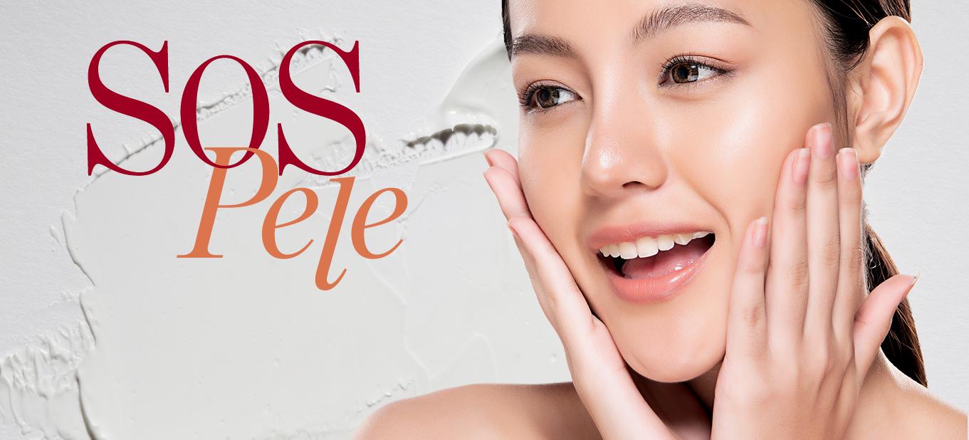 Aumento de acne na quarentena