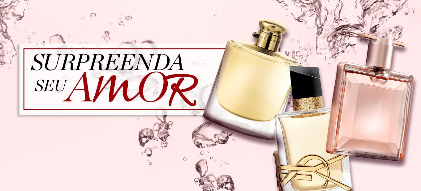 Perfume para dia dos namorados